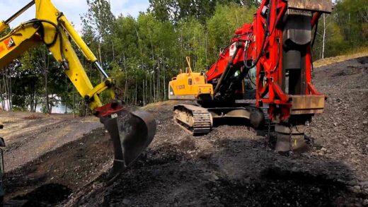 Zagęszczenie gleby i gruntu sprzętem PRO